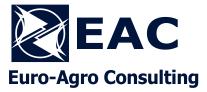 EAC Euro-Agro Consulting Logo